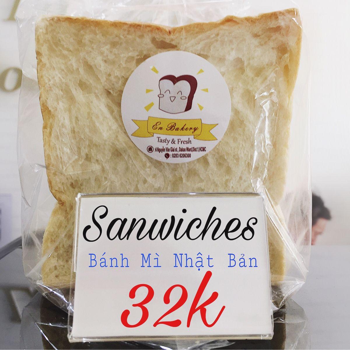 Bánh mì Nhật Bản