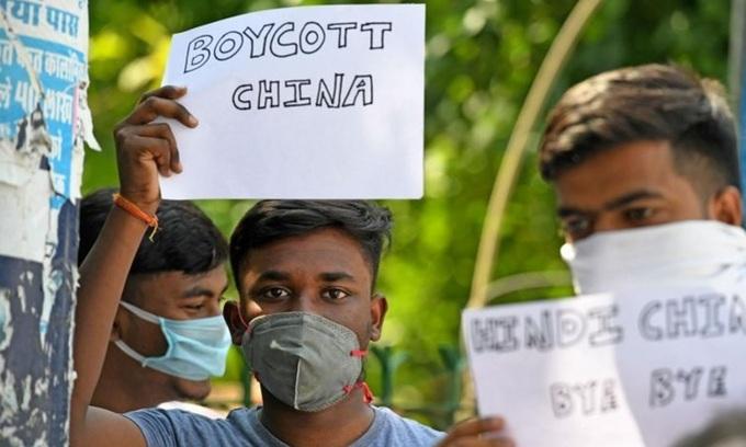 Hiệp hội khách sạn Ấn Độ cấm khách Trung Quốc