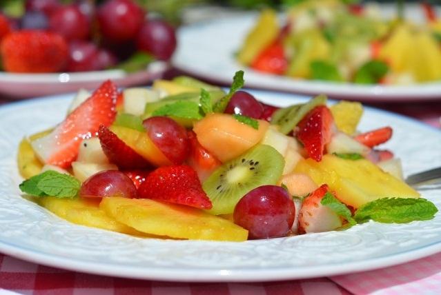 Trái cây đĩa
