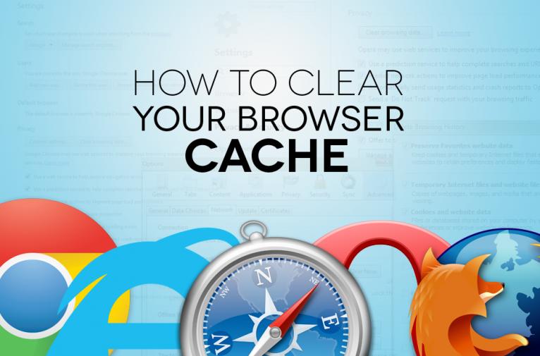 Hướng dẫn xóa bộ nhớ cache của trình duyệt
