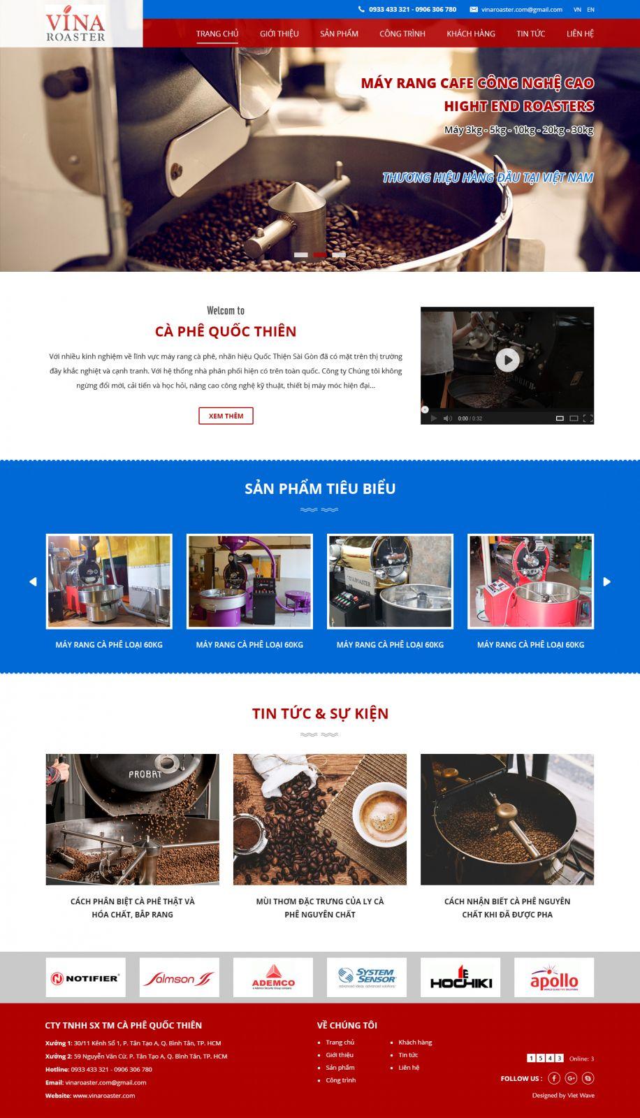 CTY TNHH CAFE QUỐC THIỆN