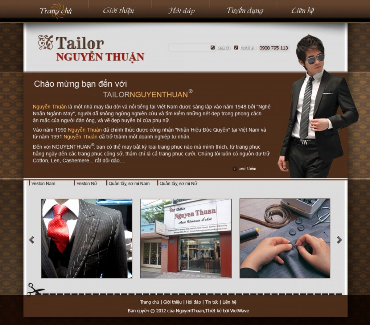 TAILOR NGUYỄN THUẬN
